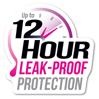 12 Hour Leak Proof Protection